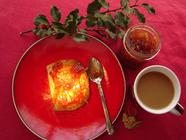 Cranberry Orange Marmalade Recipe found on PunkDomestics.com